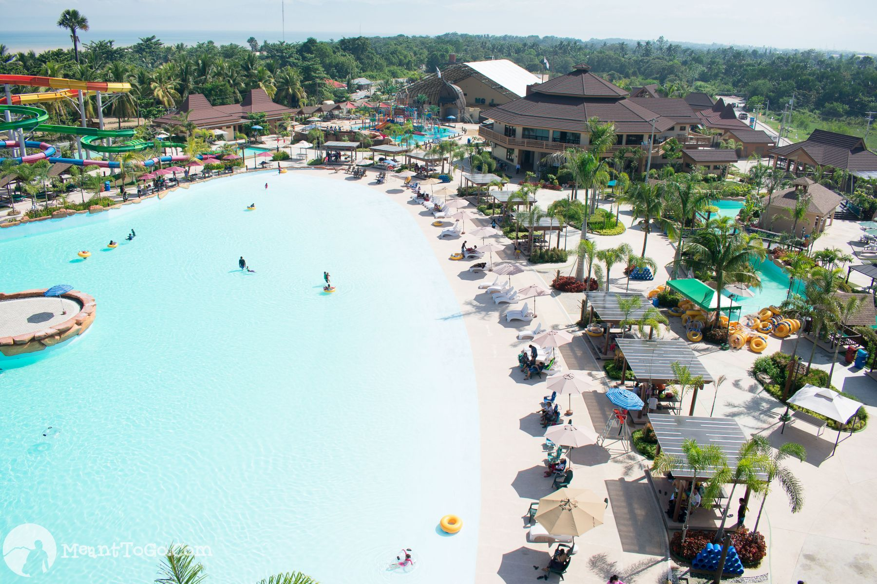 The Buccaneer Bay, Seven Seas Waterpark & Resort