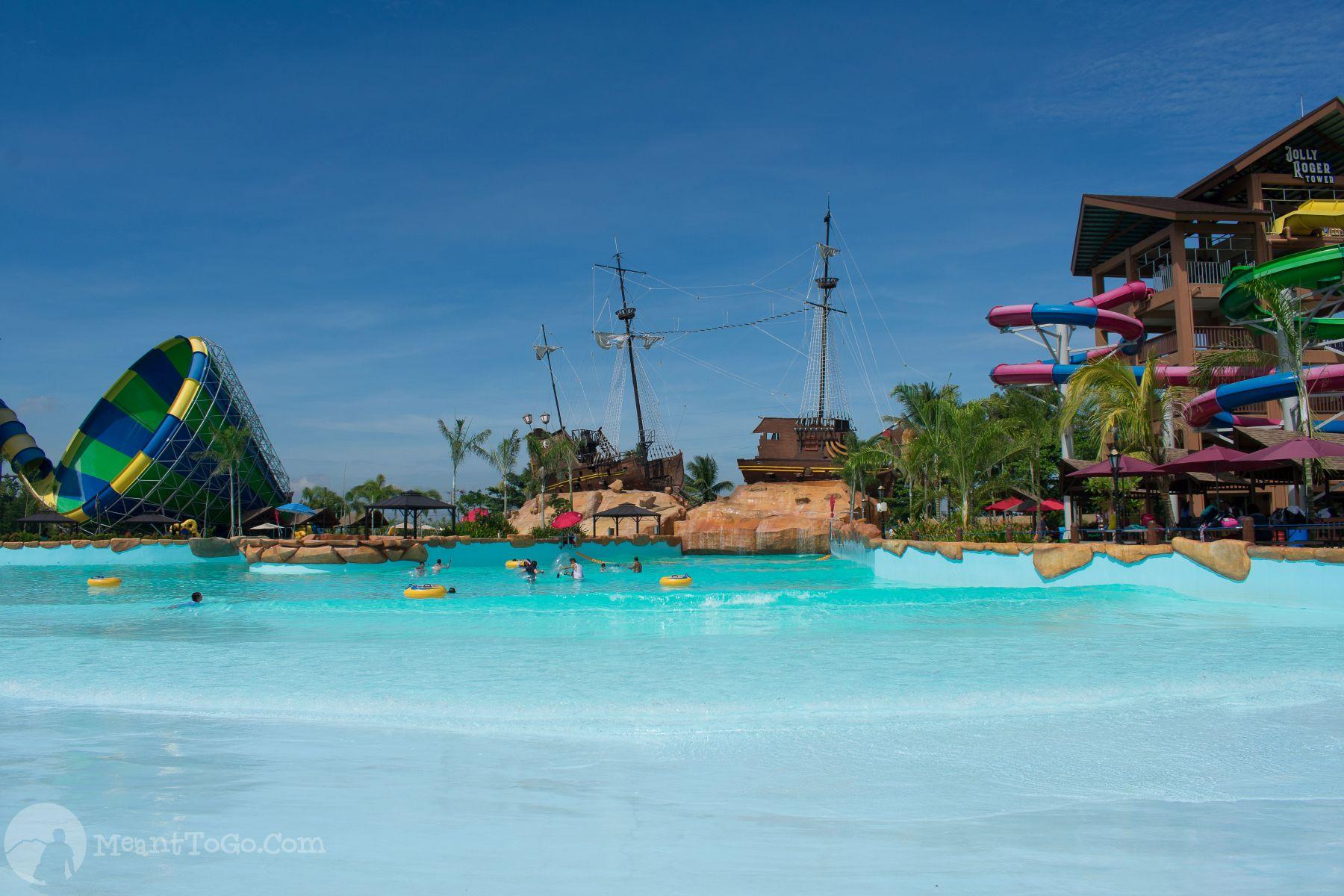Buccaneer Bay, Seven Seas Waterpark & Resort, Opol, Misamins Oriental
