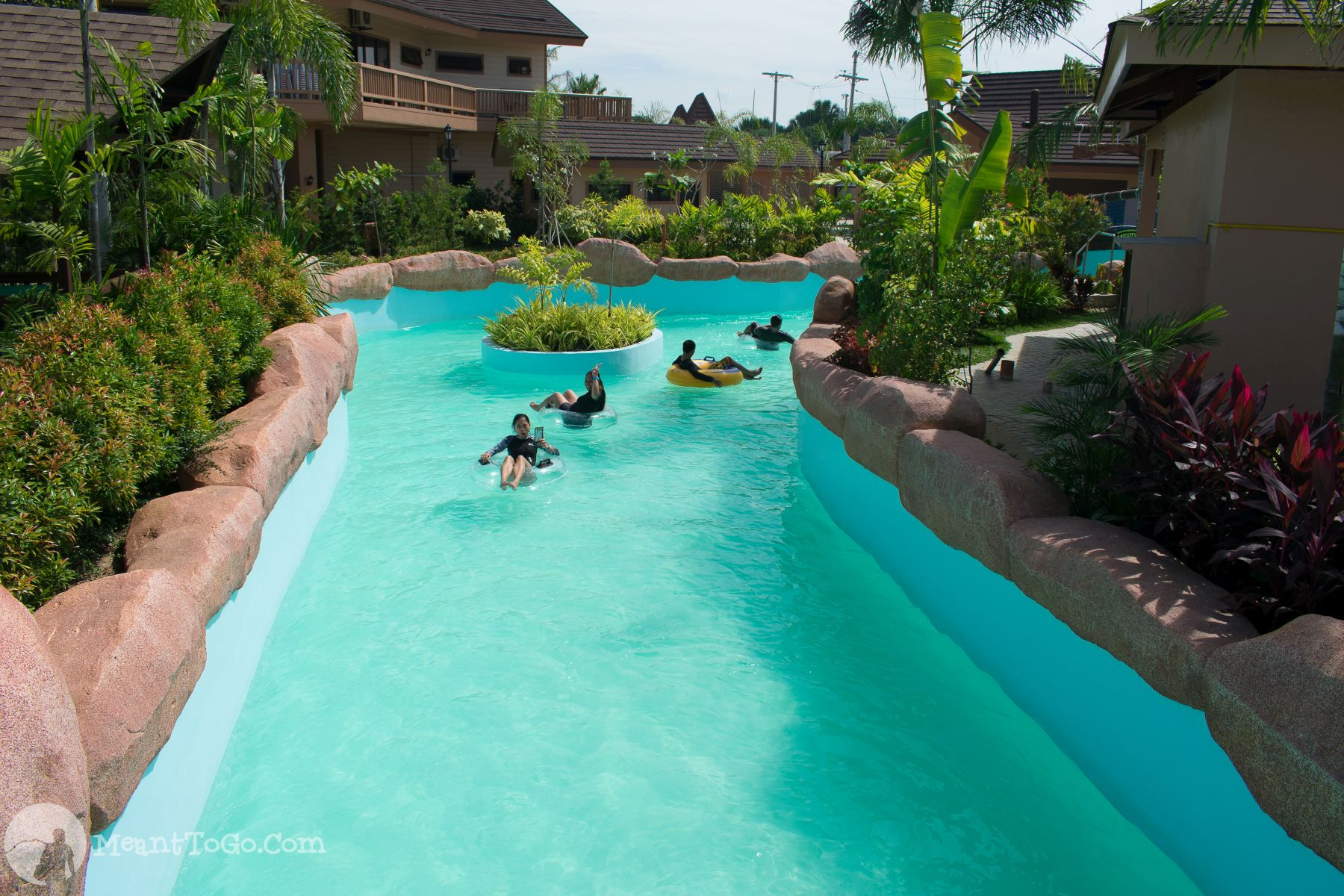 Mighty Maui River, Seven Seas Waterpark & Resort