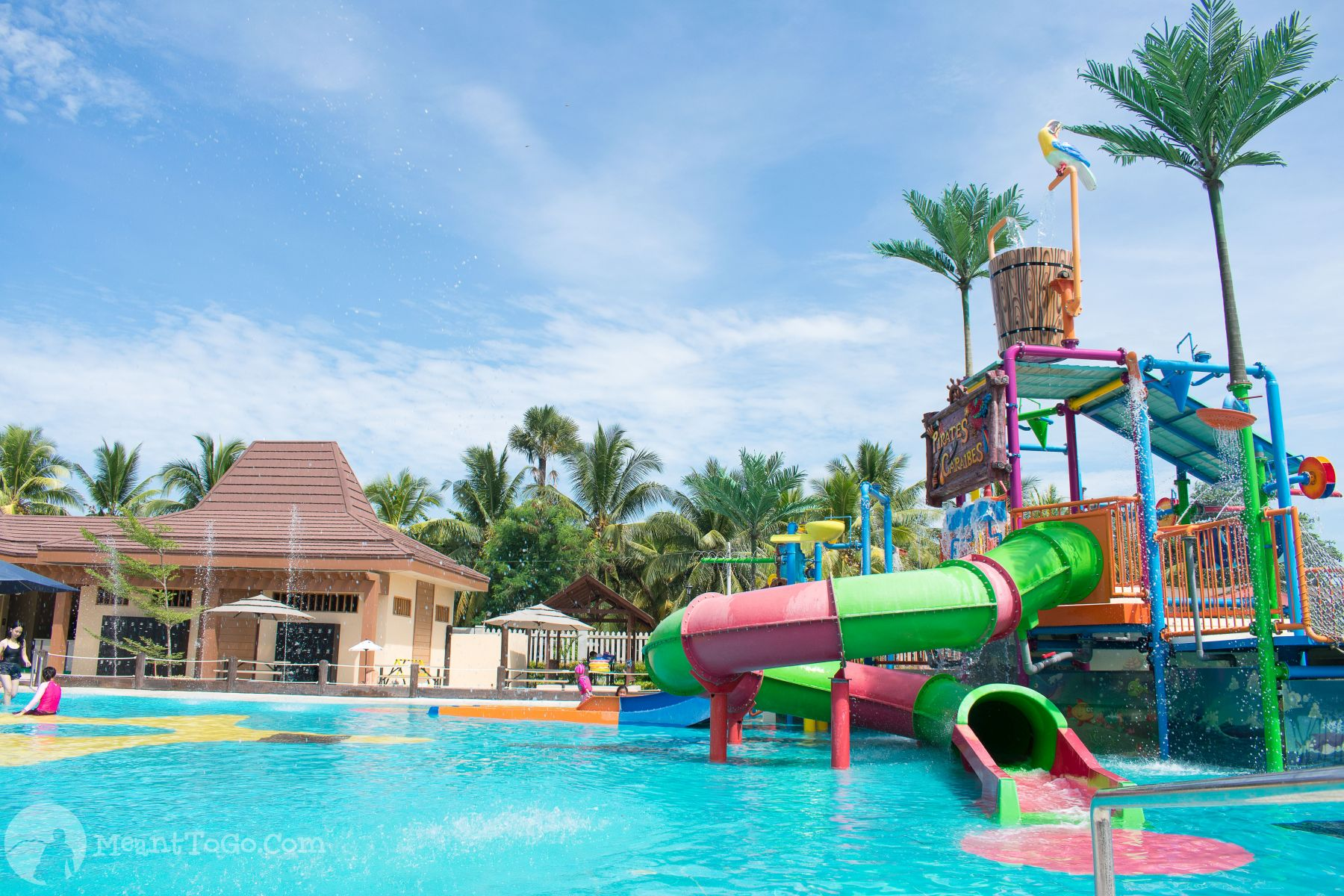 The Pirate Caraibes, Seven Seas Waterpark & Resort