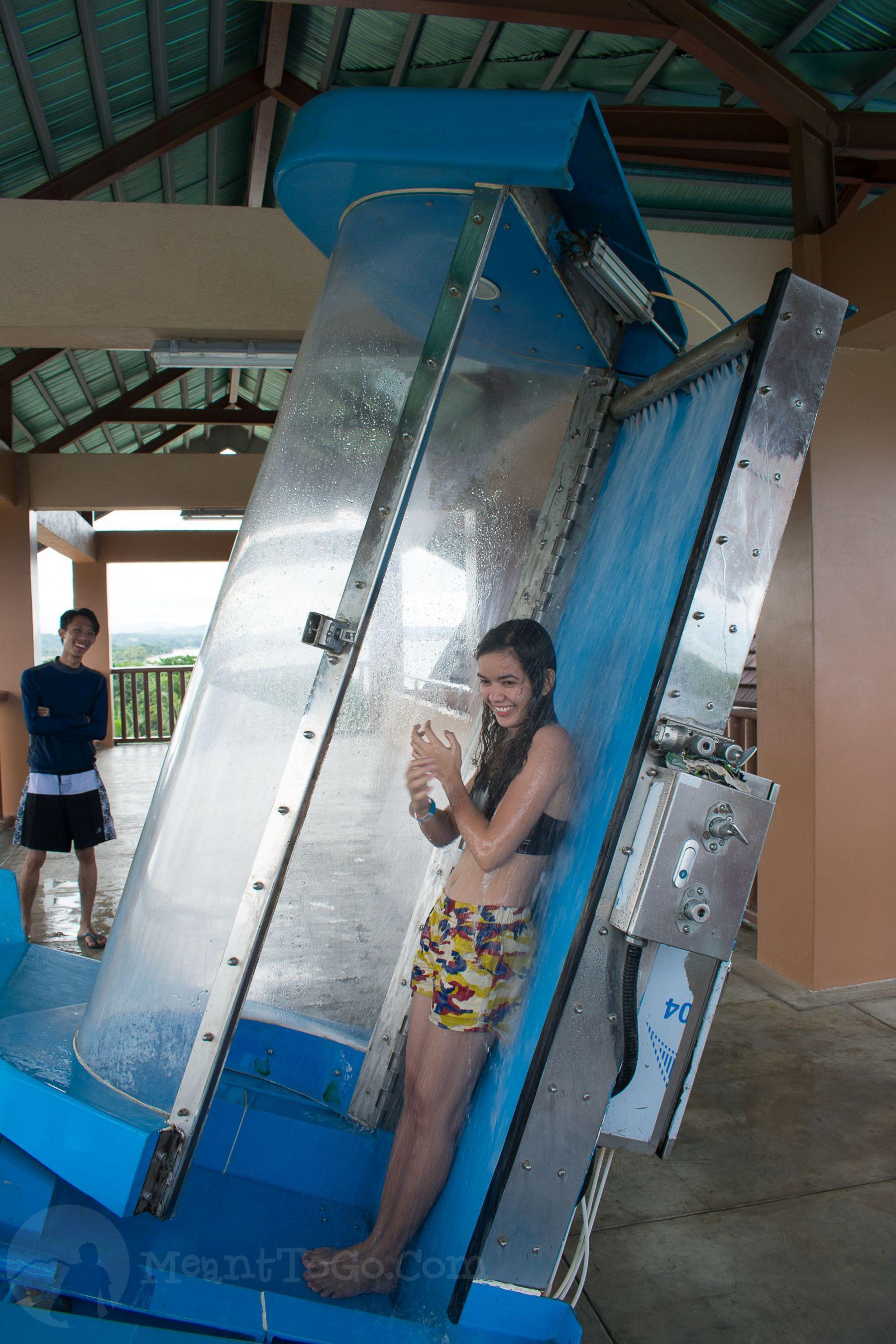 Plank Drop at Seven Seas Waterpark & Resort
