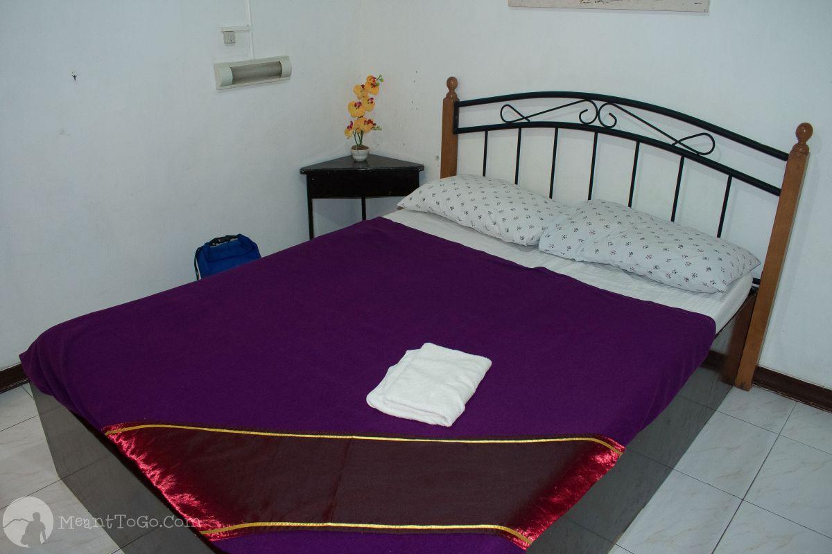 Room at St. Nicolas Inn, Cagayan de Oro