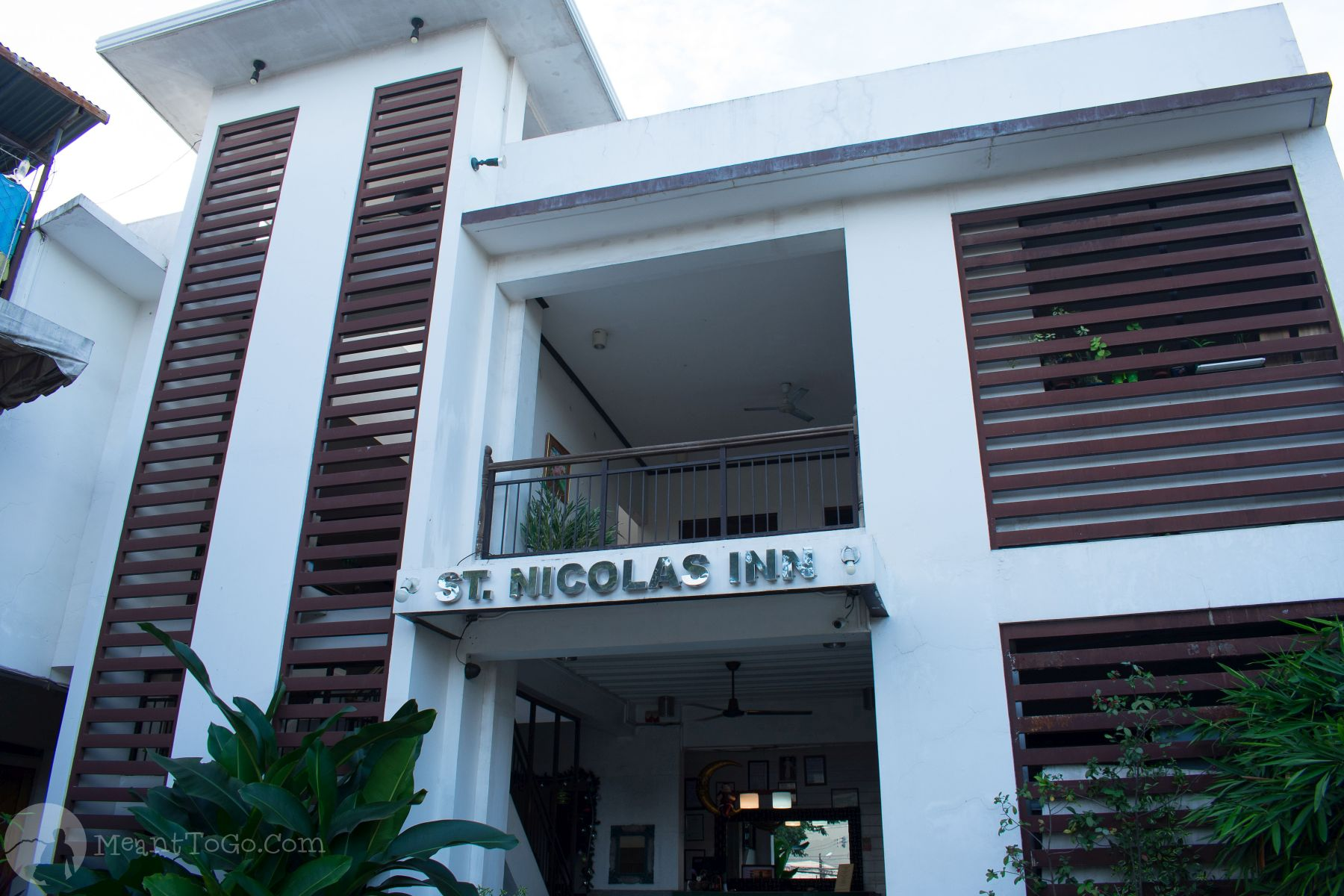 St. Nicolas Inn's Facade, Cagayan de Oro