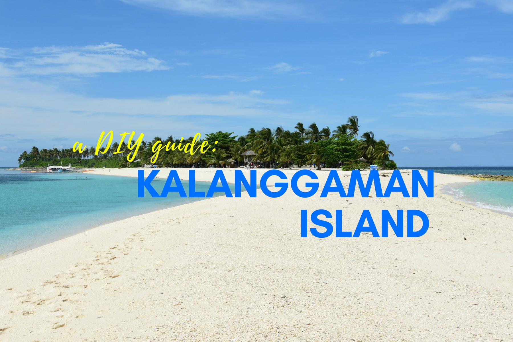 Kalanggaman Island: DIY Travel Guide + Itinerary