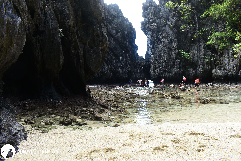 Secret Beach, El Nido, Palawan