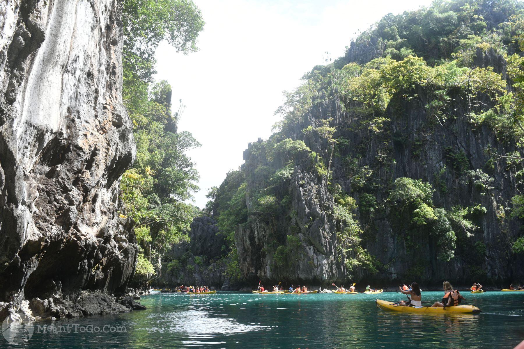 Small Lagoon, El Nido, Palawan