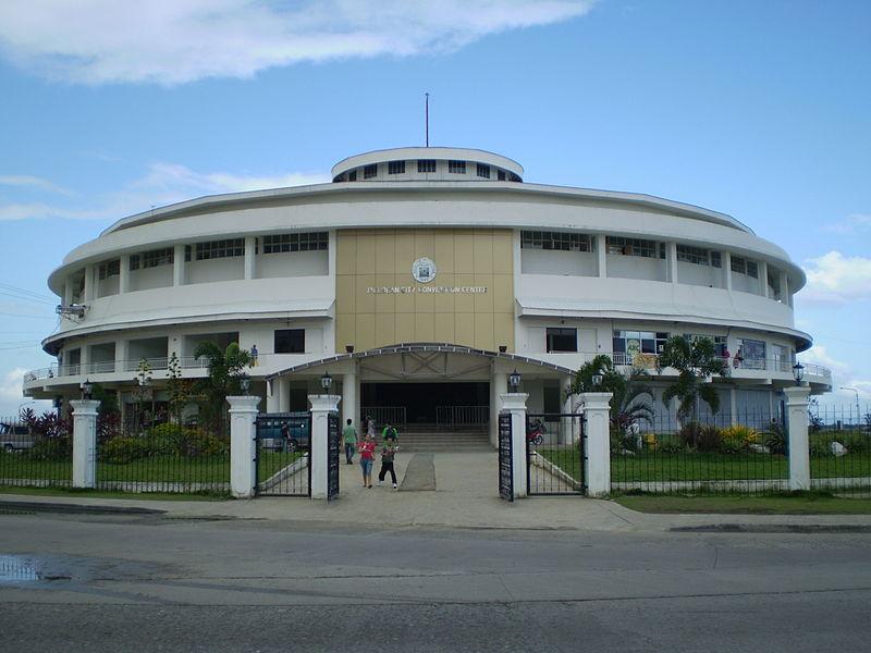 Tacloban City Convention Center aka Tacloban City Coliseum