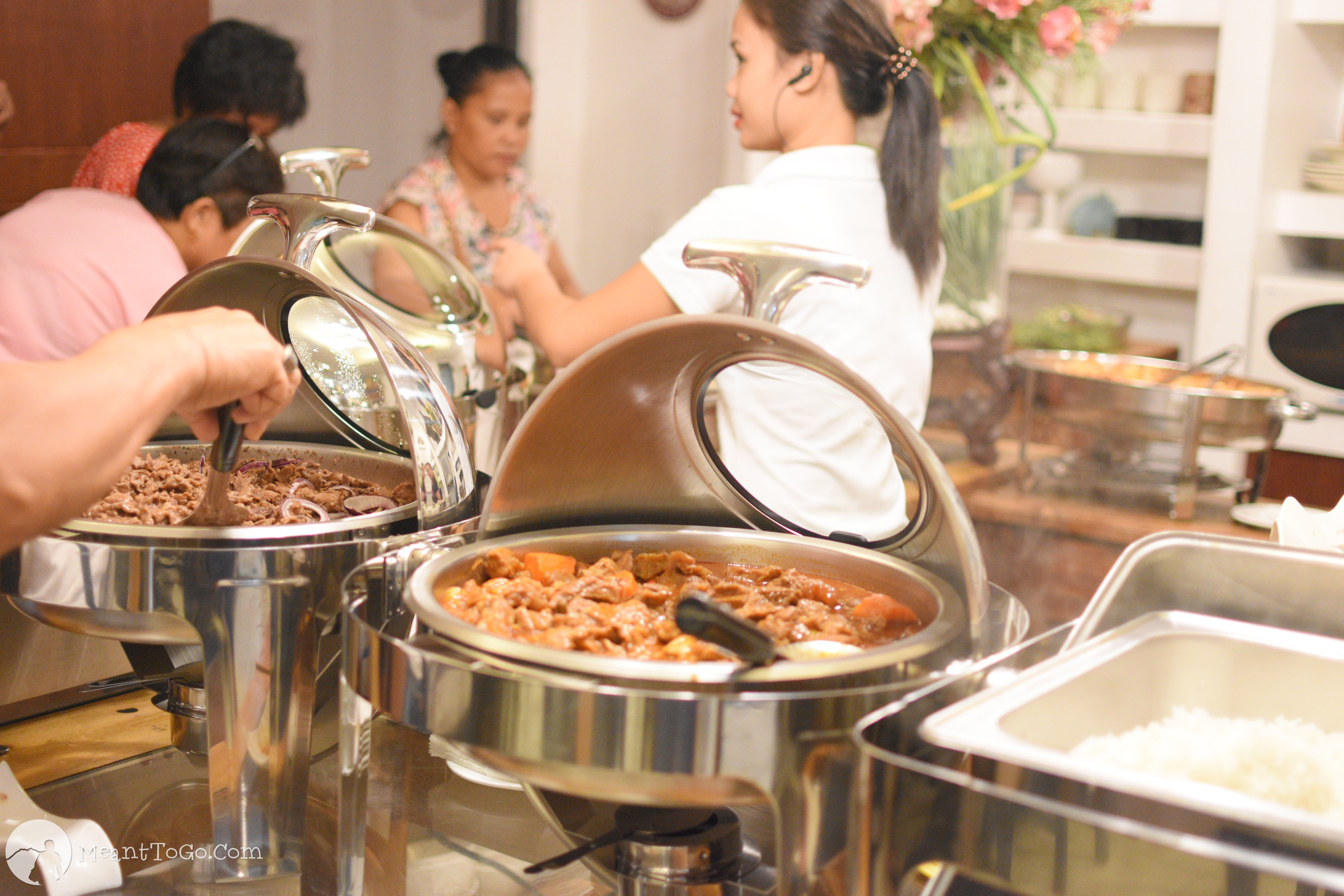 Stephanie Smoke Haus – Buffet Restaurant in Tacloban City