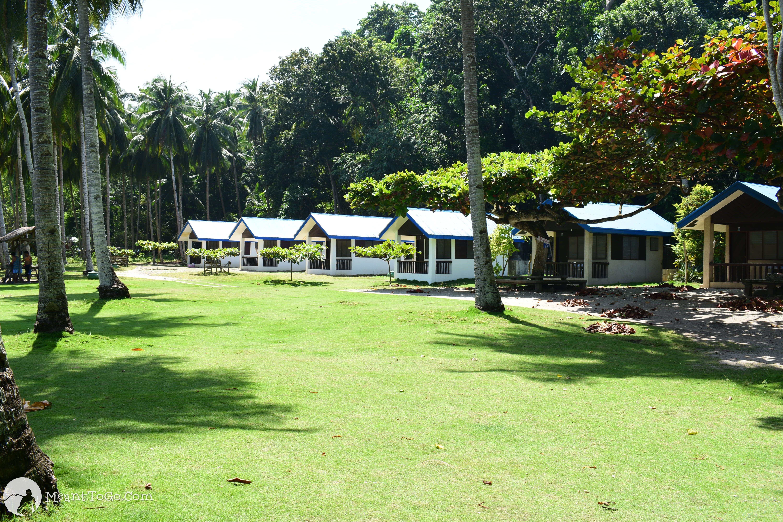 Accommodations at Isla Reta
