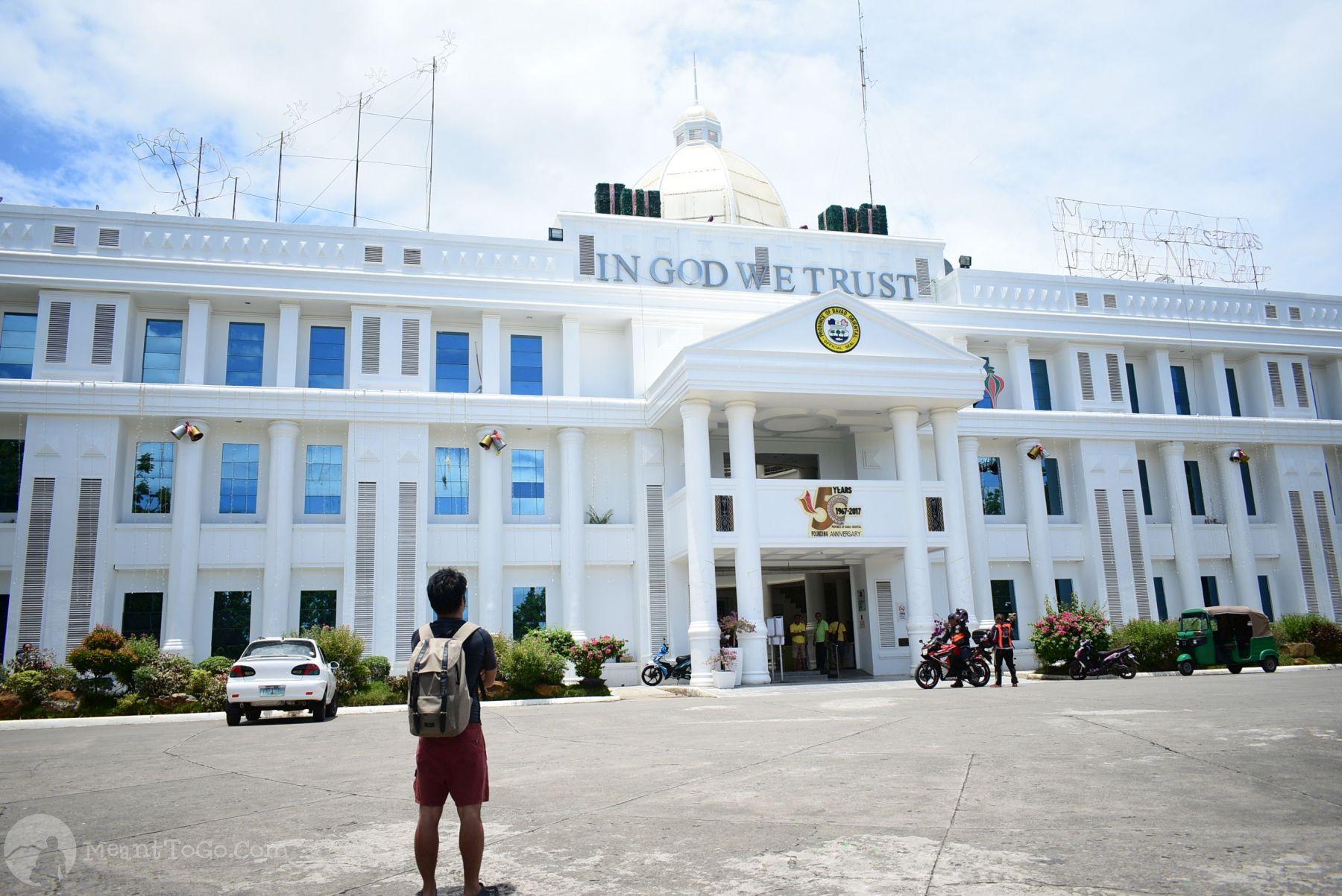 Provincial Capitol Building, Mati, Davao Oriental