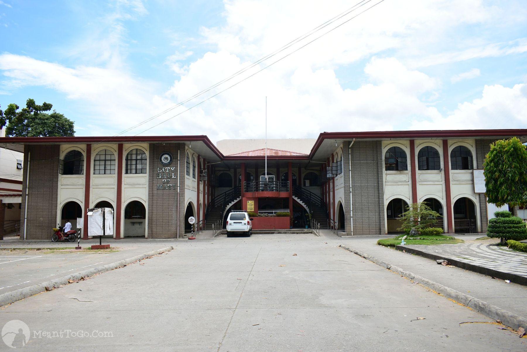 Mati City Hall, Mati, Davao Oriental