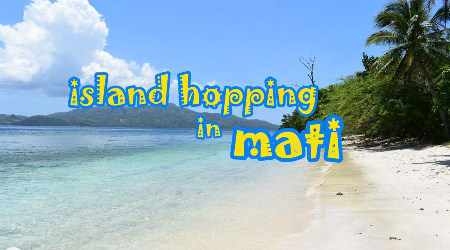 Island Hopping in Mati