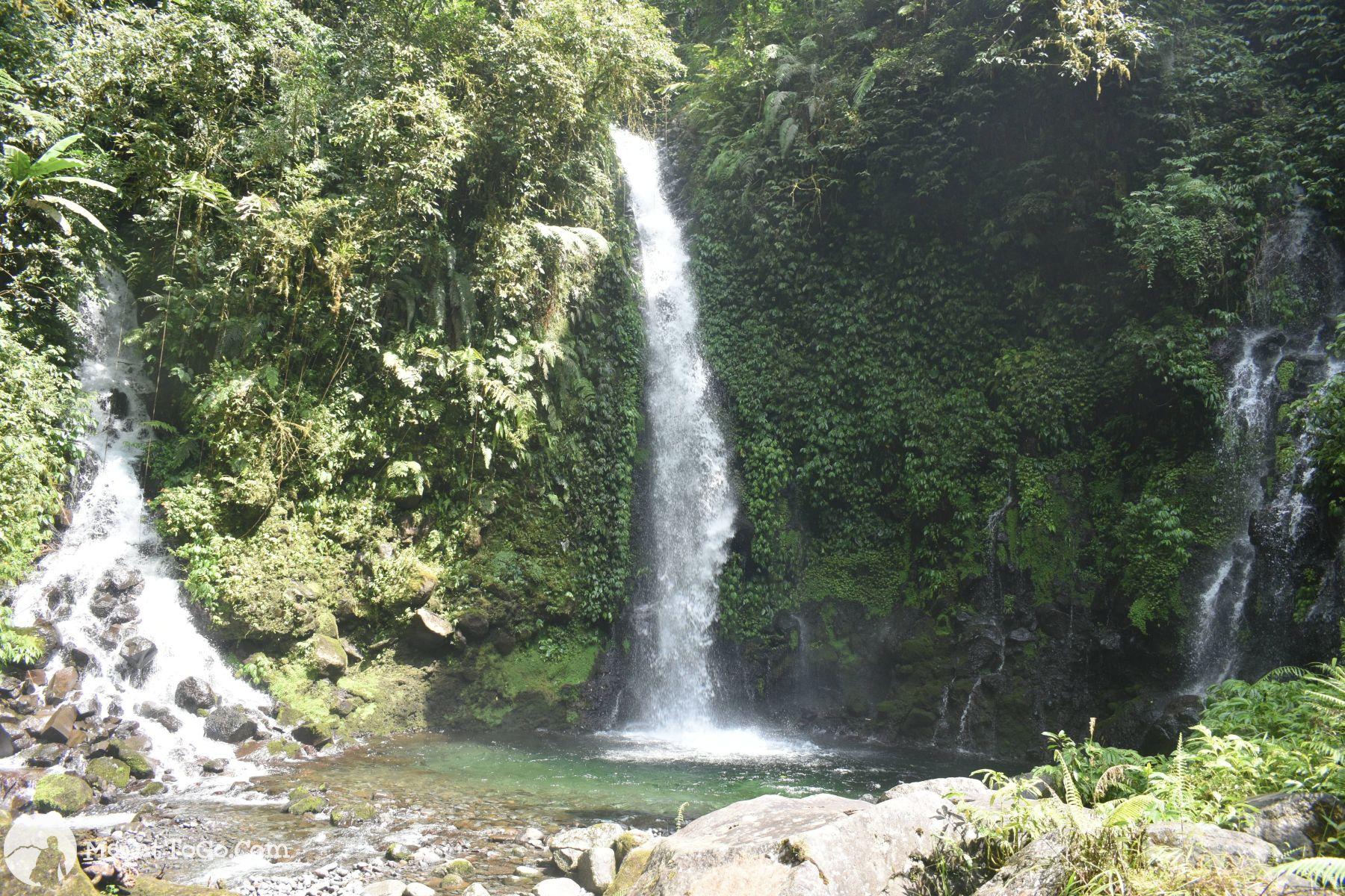Daragdag Falls, Tamayong, Calinan, Davao City
