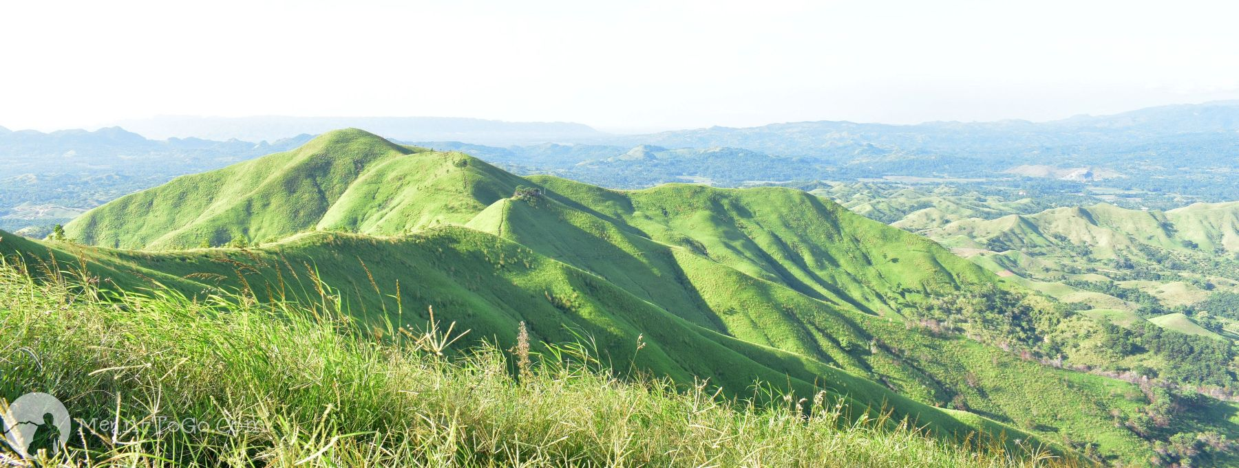 Binabaje Hills aka Alicia Panoramic Park, Alicia, Bohol, Philippines