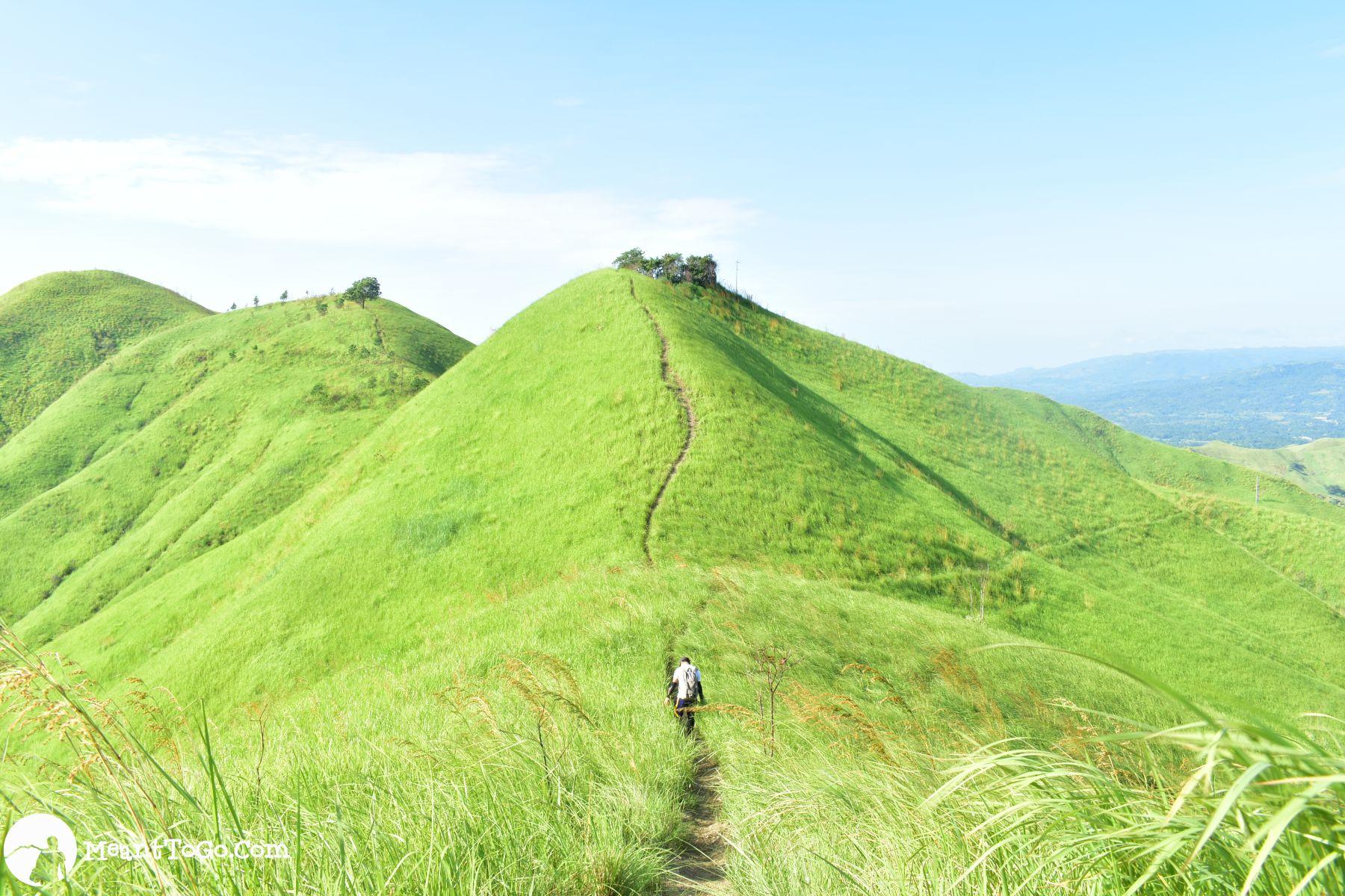 Binabaje Hills aka Alicia Panoramic Park, Alicia, Bohol, Philippines