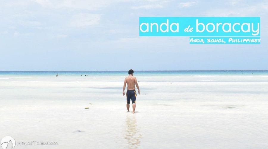 Anda de Boracay, Anda, Bohol, Philippines