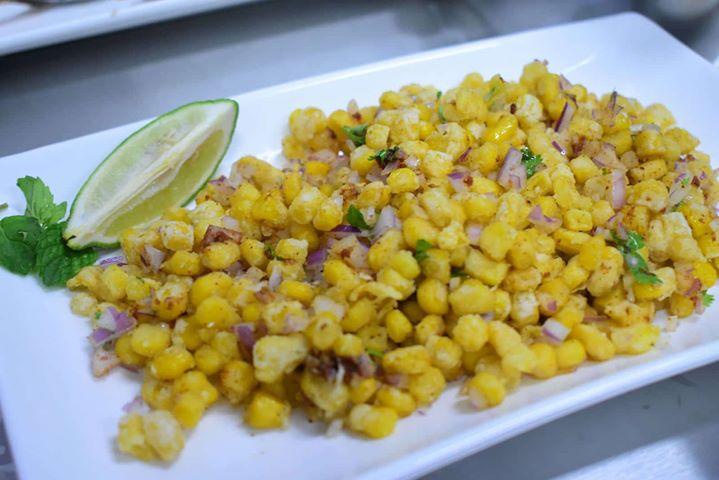 Crispy Corn at the 5S Box Indian Restaurant in Davao City