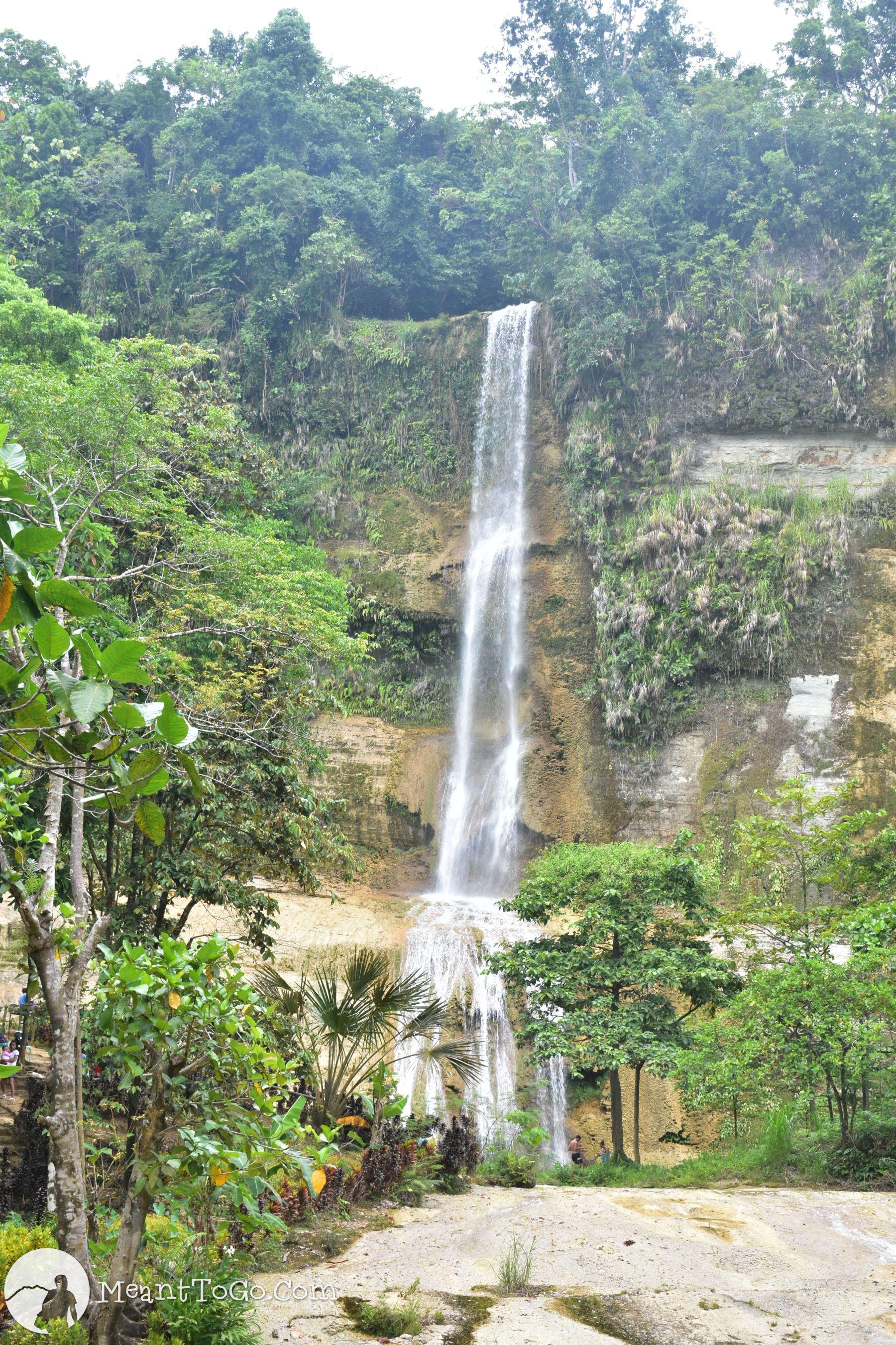 Can-umantad Falls, Candijay, Bohol, Phiippines