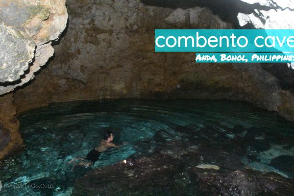 Combento Cave - Cave Pool in Anda, Bohol, Philippines