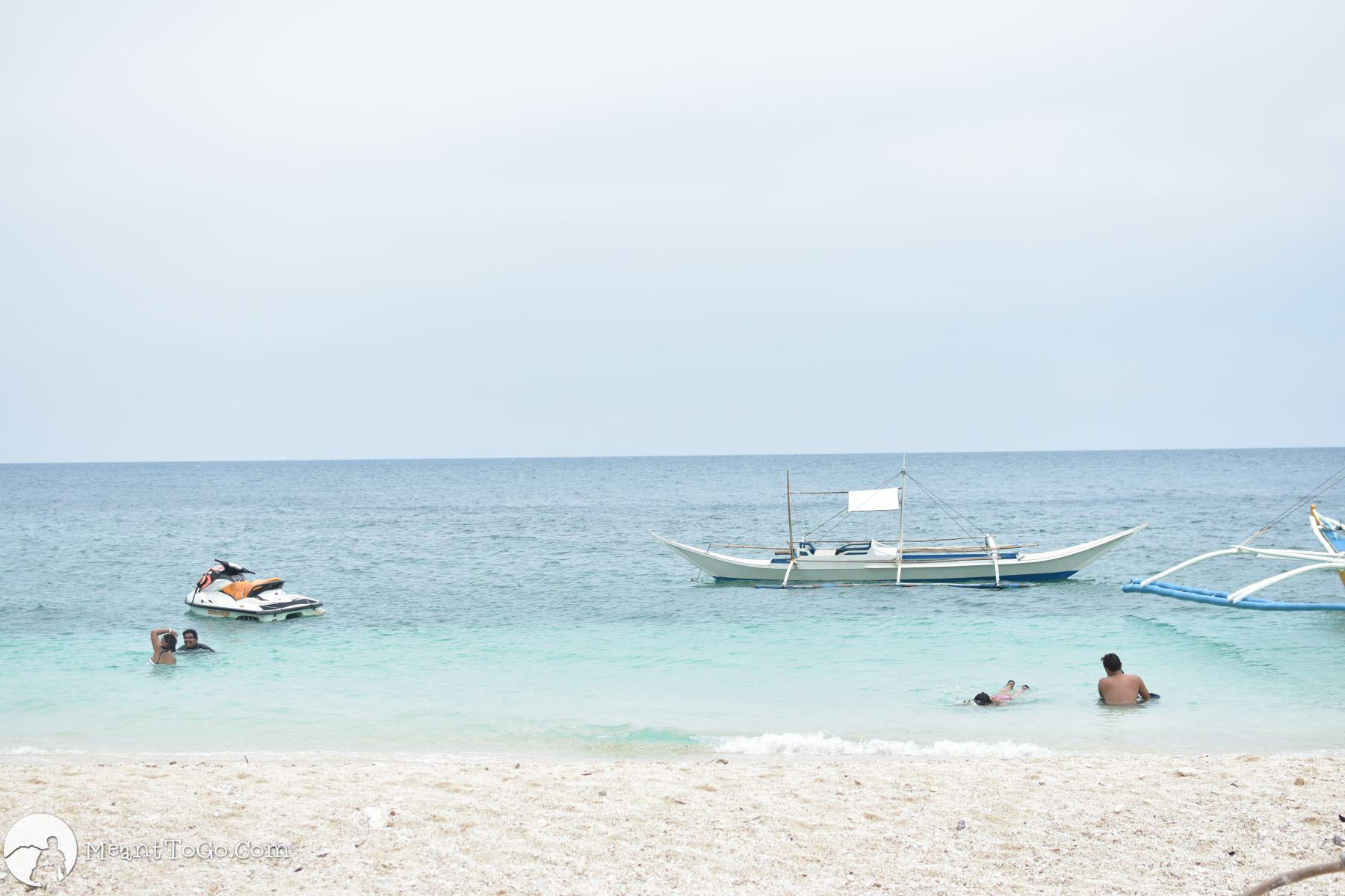 Antonia Beach, Islas de Gigantes, Iloilo