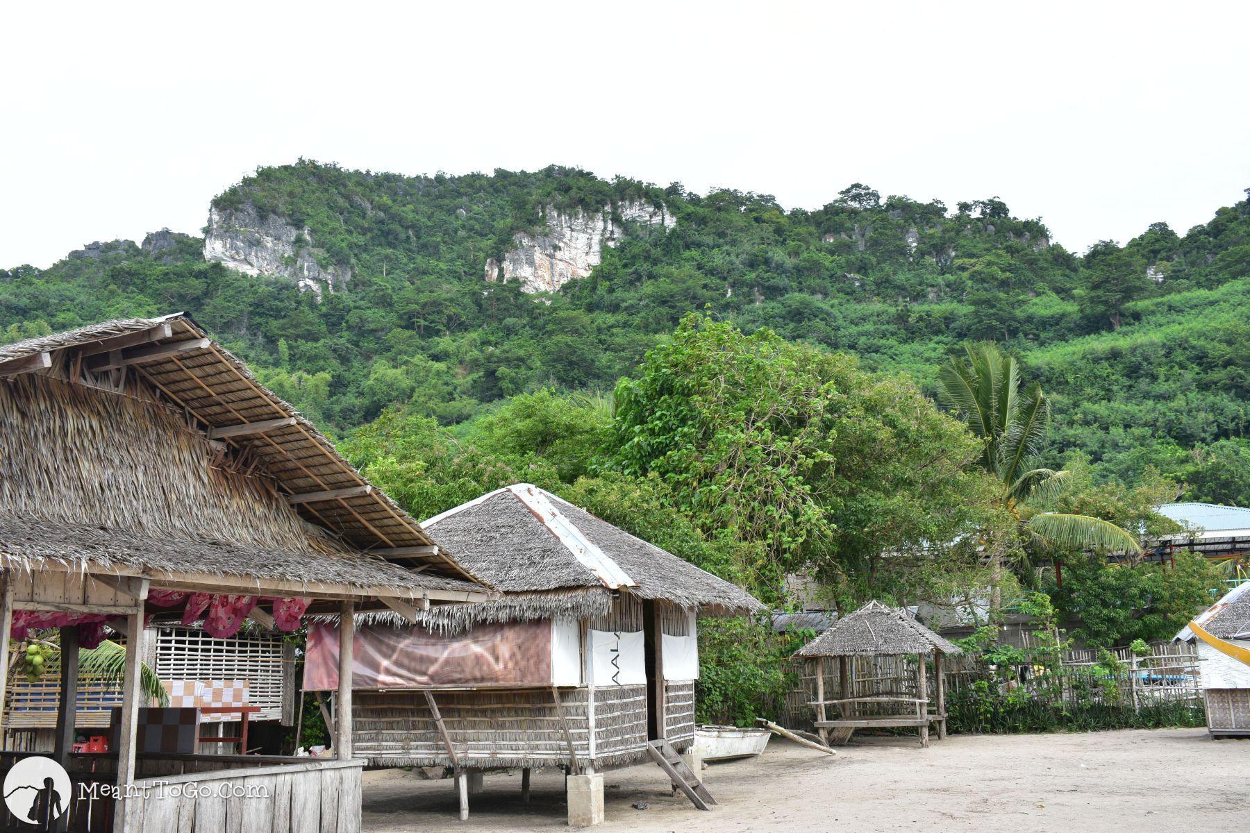 Islas de Gigantes accommodations