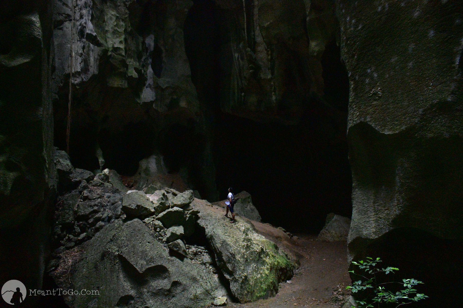 Pawikan Cave, Islas de Gigantes, Iloilo