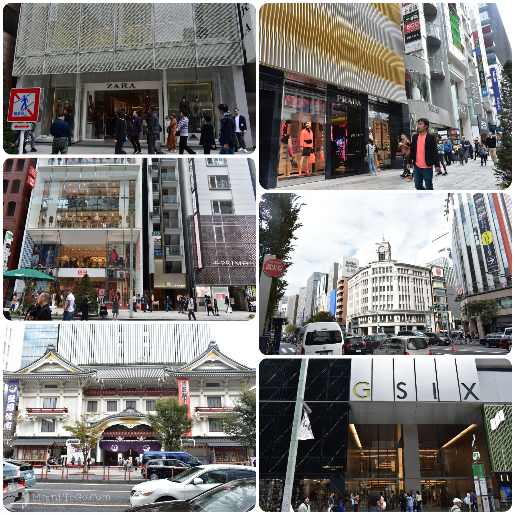 Ginza - The High-end Shopping District of Tokyo