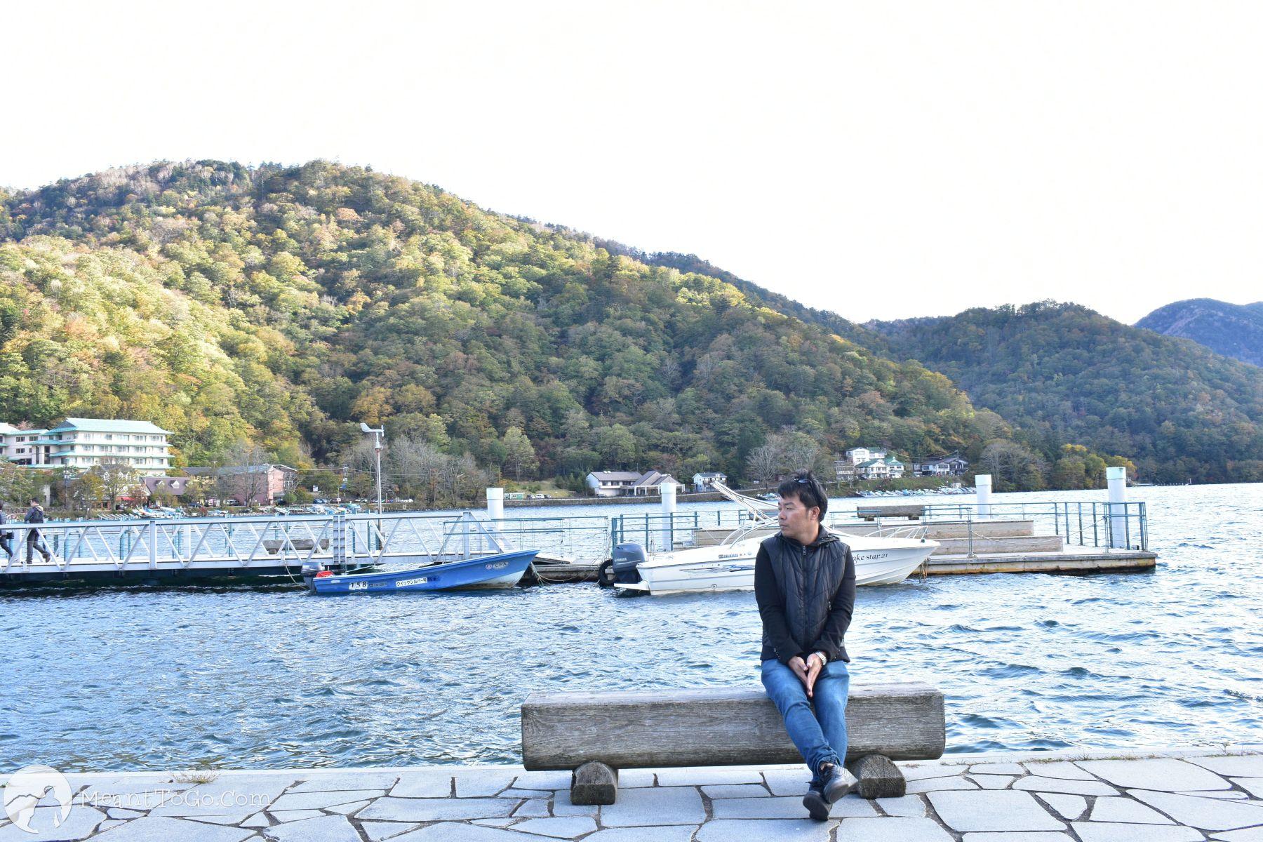 Lake Chuzenji, Nikko, Tochigi, Japan