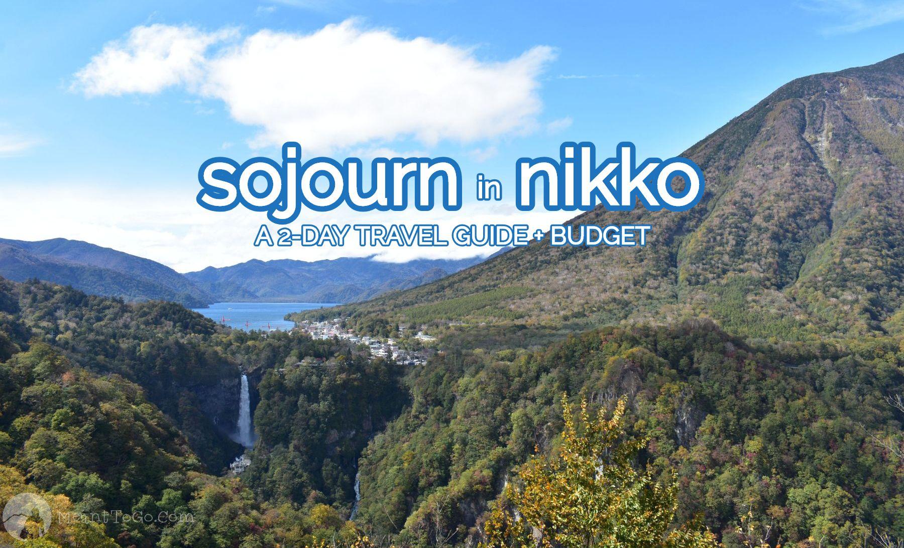 Nikko, Tochigi, Japan Travel Guide