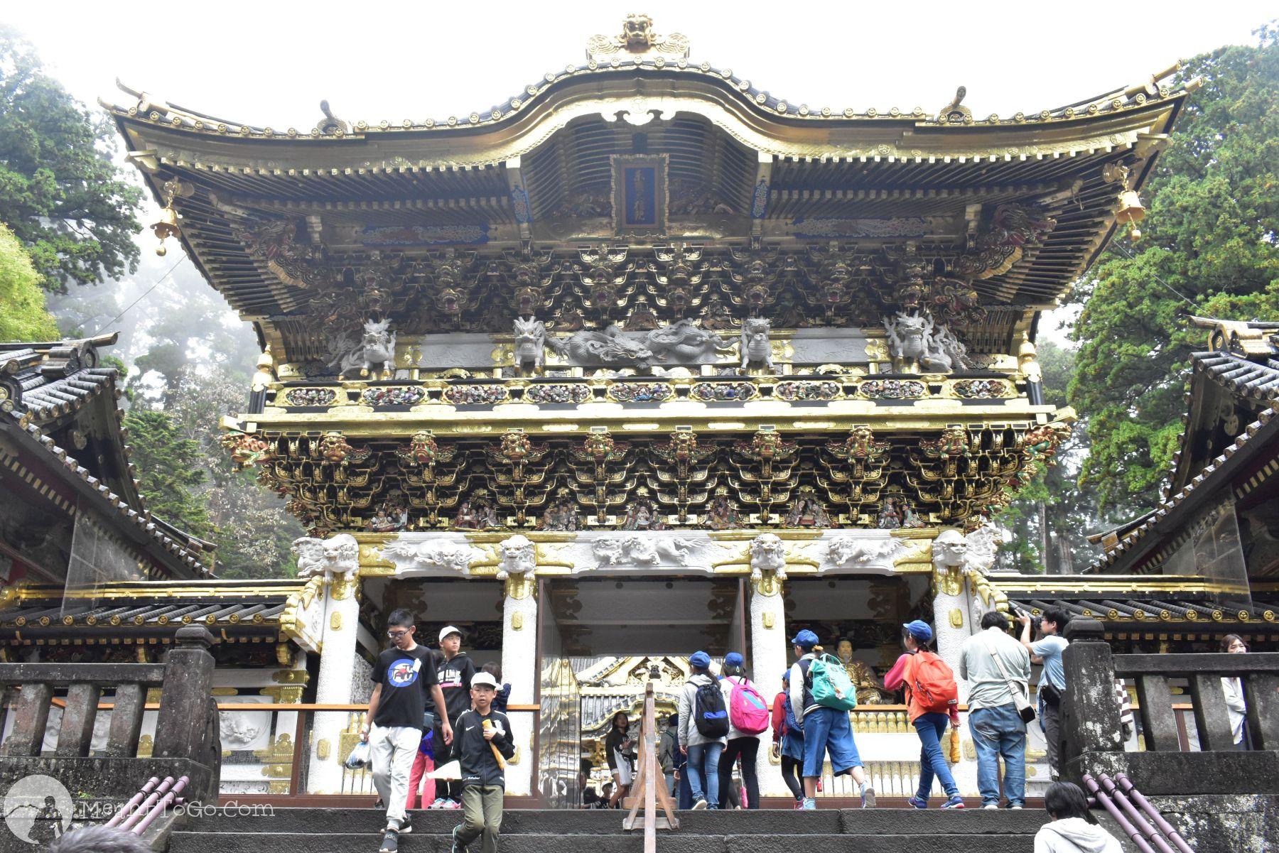 Toshogu Shrine, Nikko, Tochigi, Japan