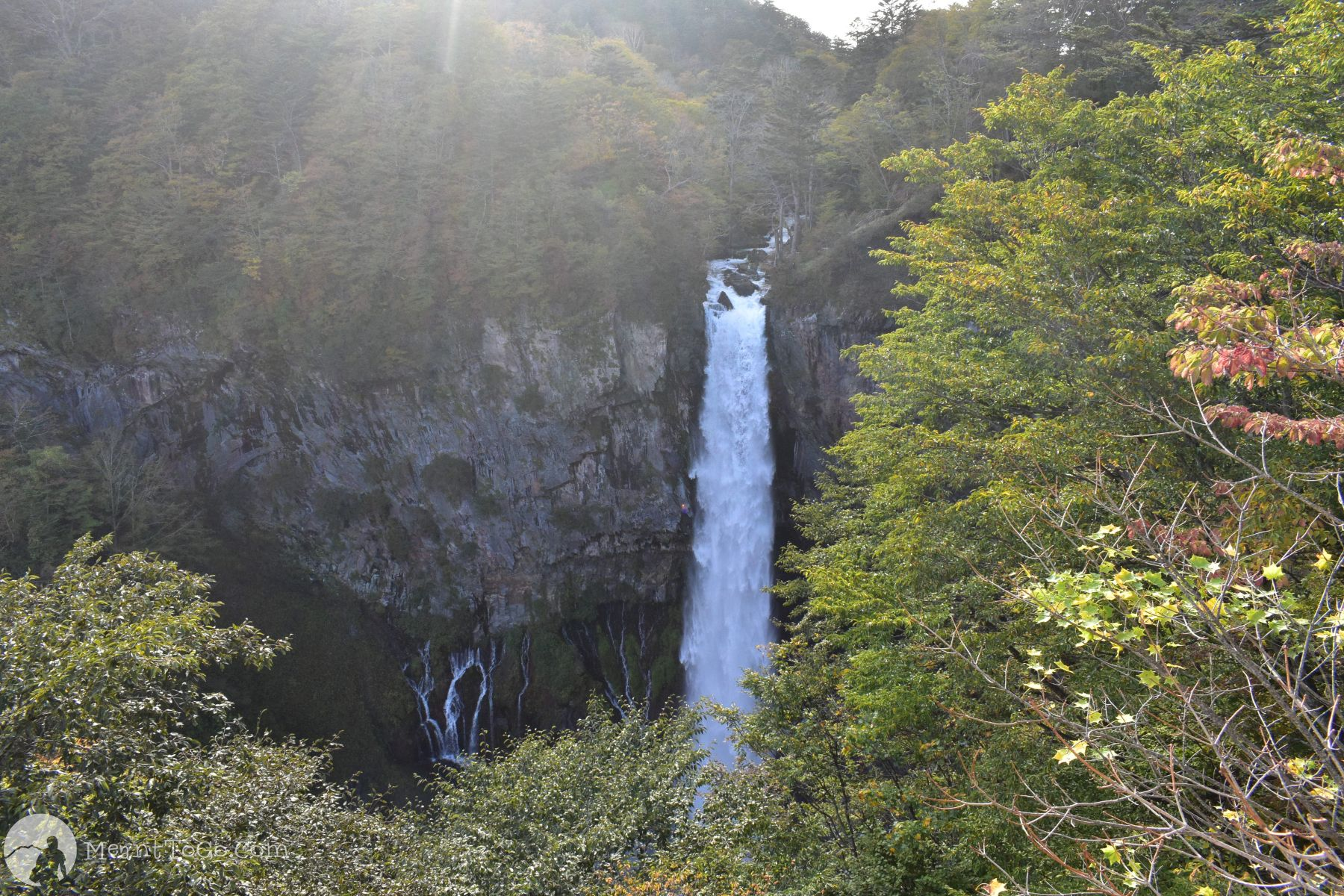kegon Waterfall, Nikko, Tochigi, Japan