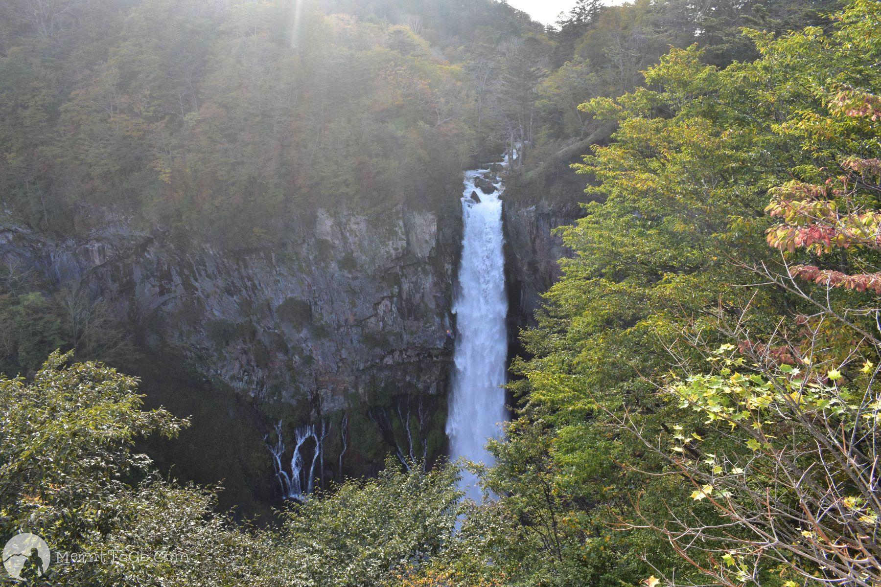kegon Waterfall, Nikko, Tochigi, Japan