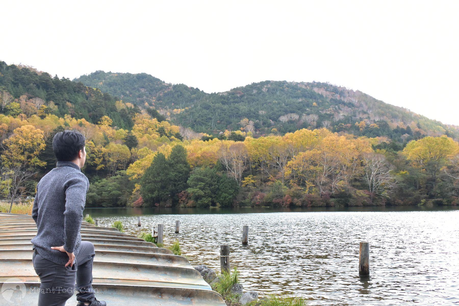 Lake Yuno, Nikko, Tochigi, Japan