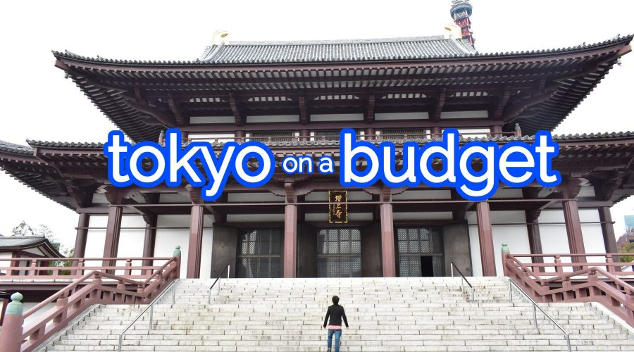 Tokyo budget travel guide
