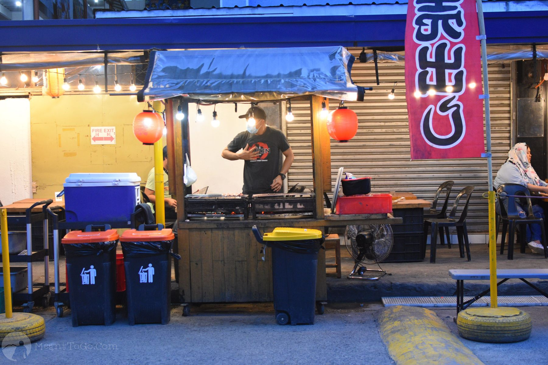 Kaizen Davao - Japanese Street Dining