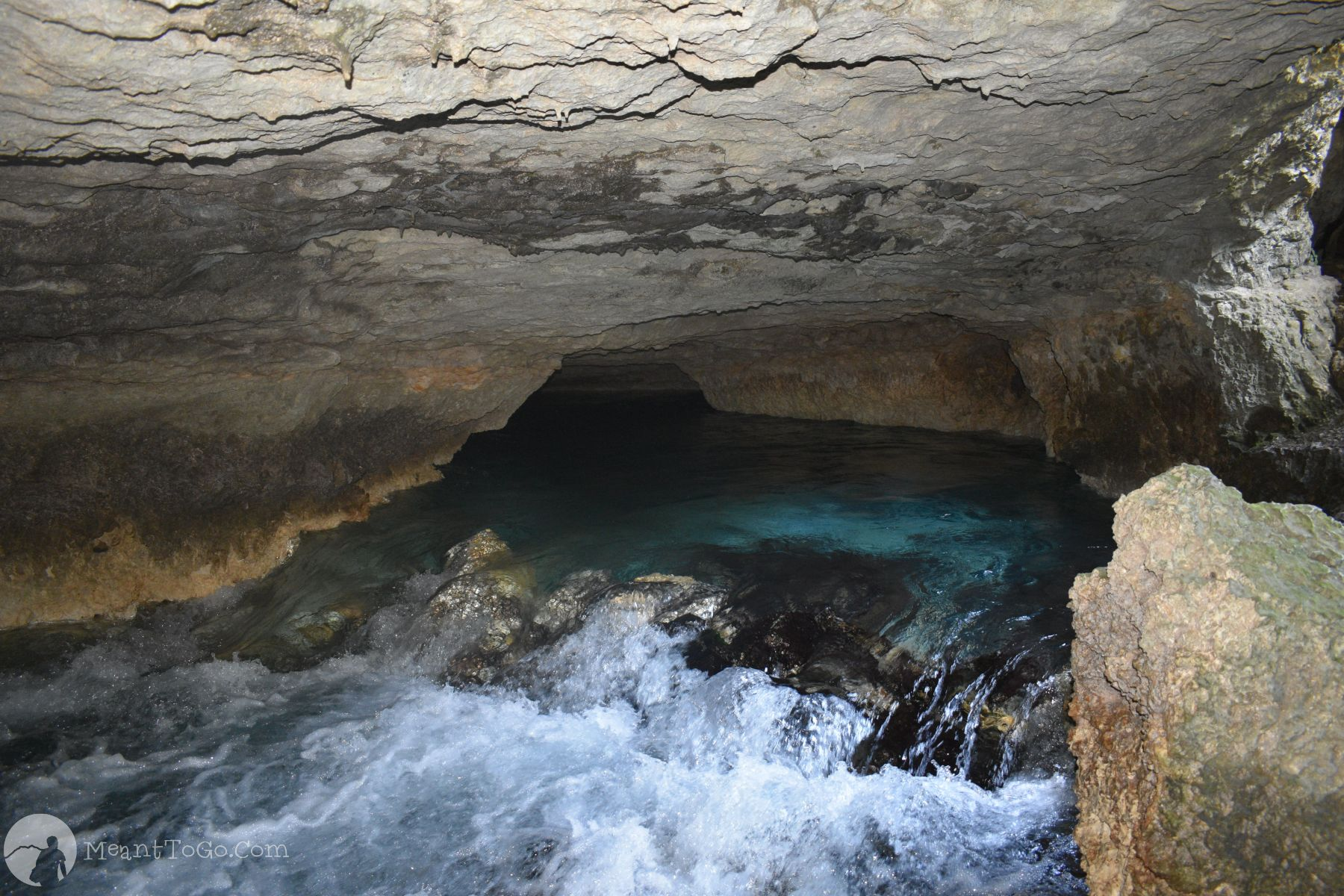 Blue Water Cave, Quezon, Bukidnon, Philippines