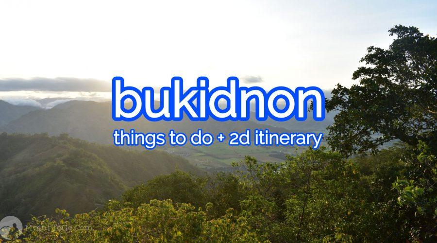 Mt. Capistrano, Malaybalay City, Bukidnon