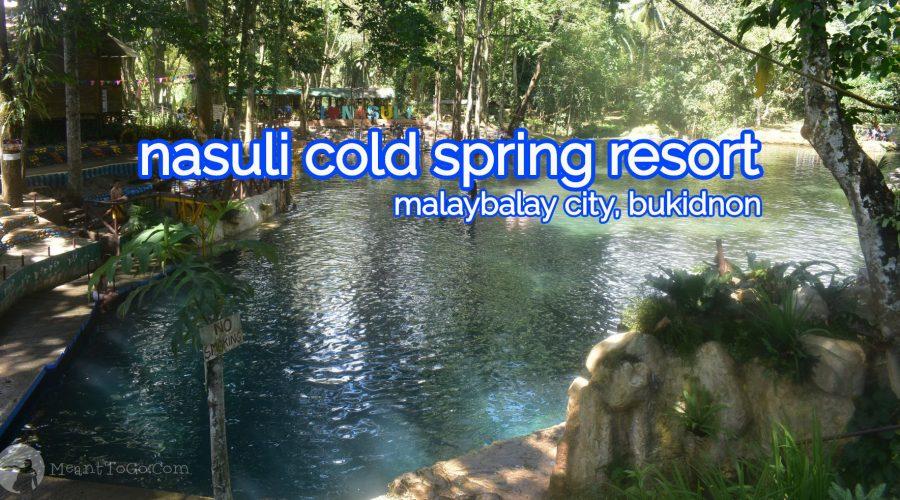 Nasuli Cold Spring Resort in Malaybalay City, Bukidnon