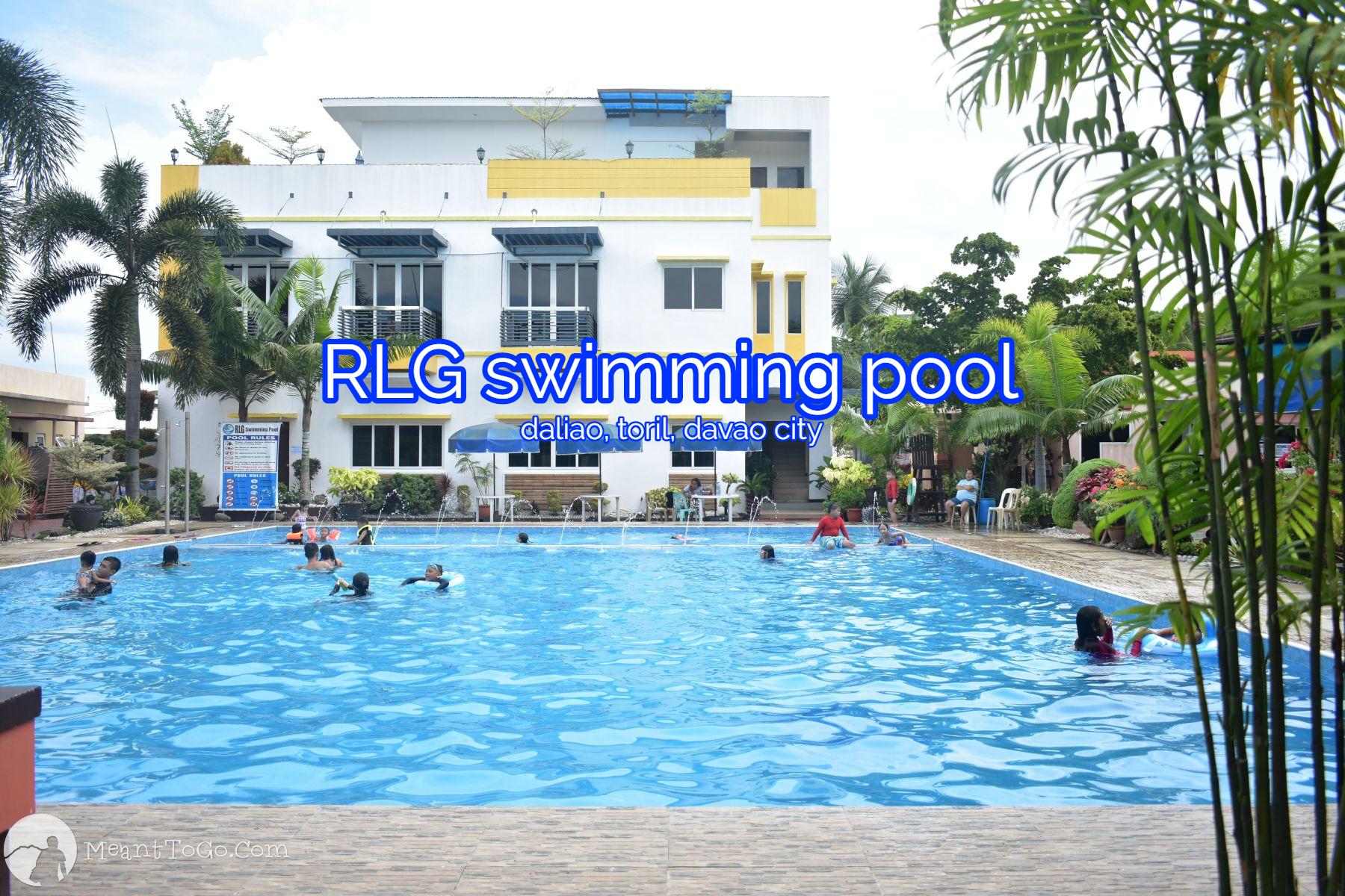 RLG Swimming Pool