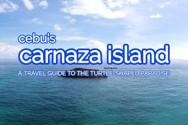 Carnaza Island, Cebu, Philippines