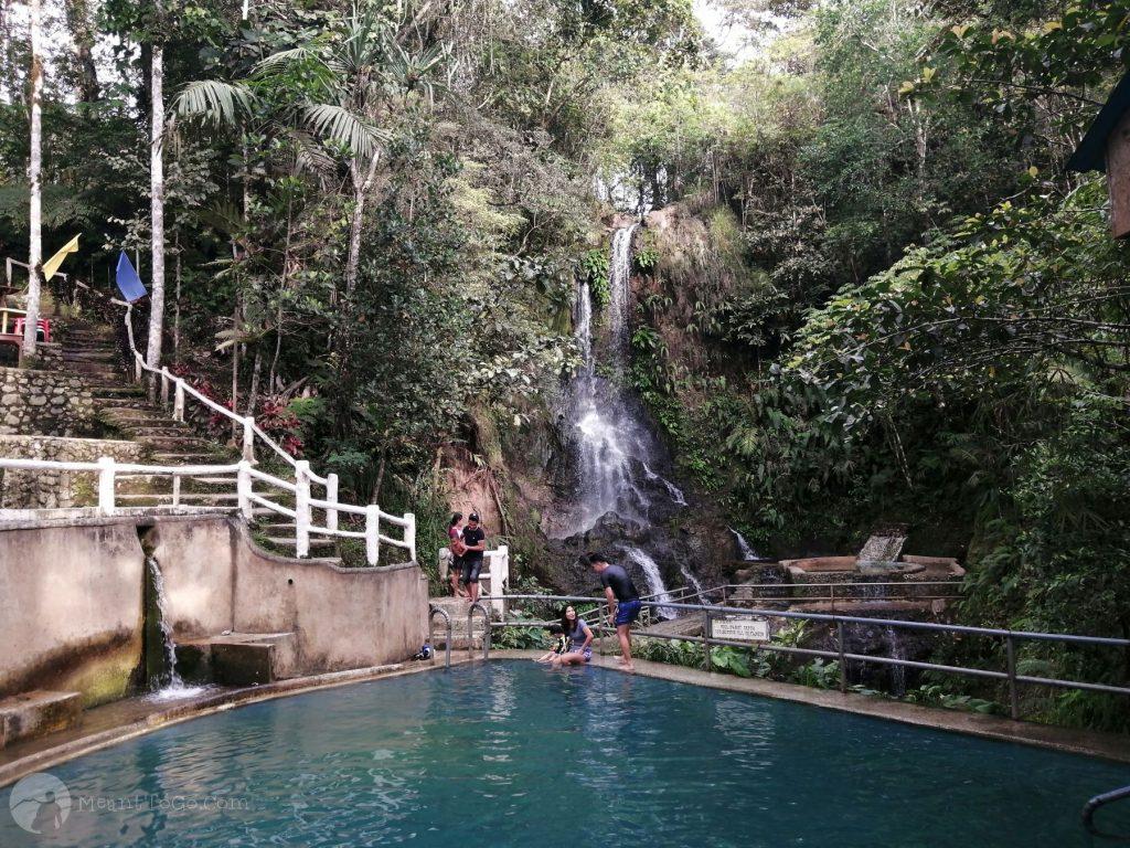 Seagull Mountain Resort - Seagull Waterfalls. Seagull Swimming Pool
