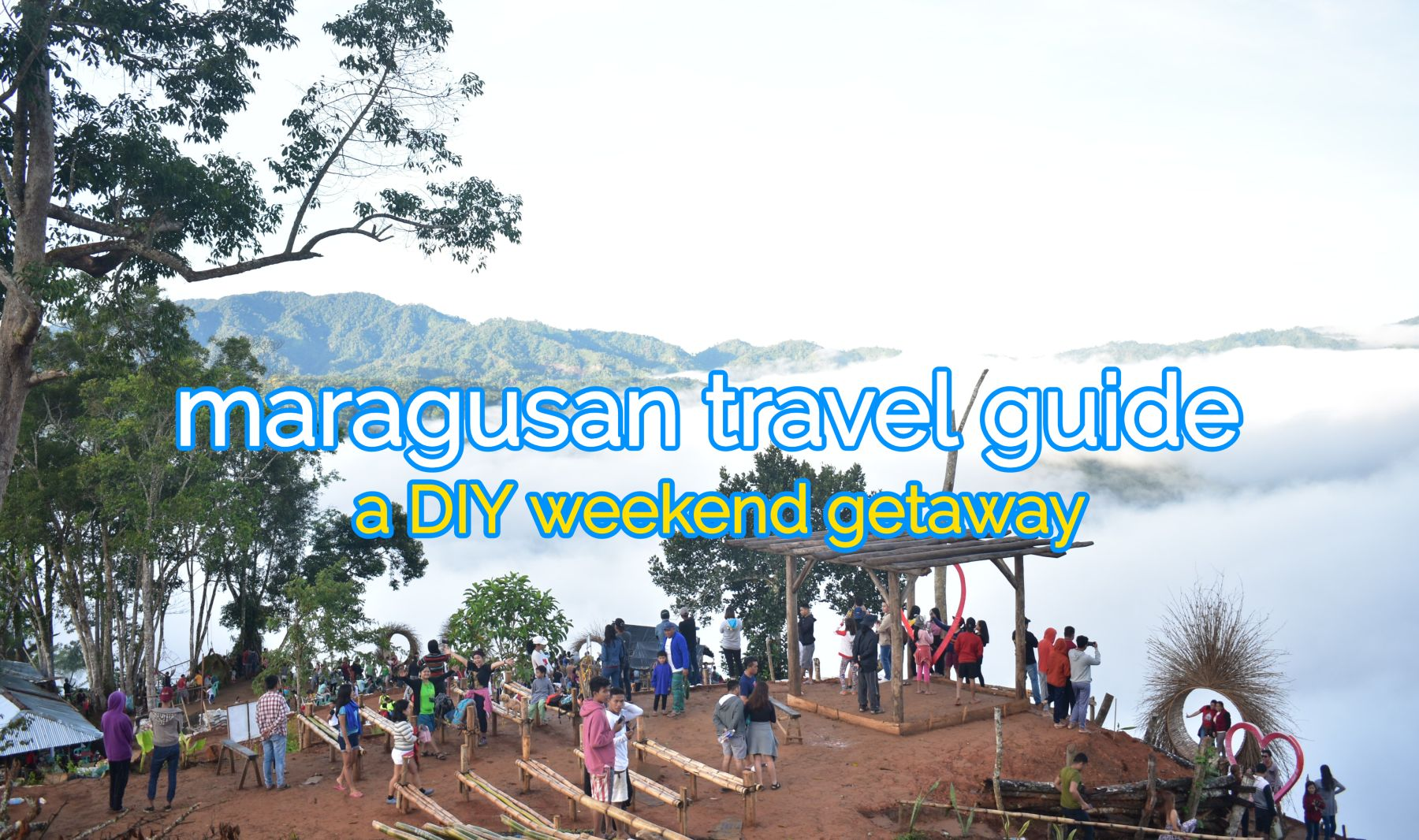MARAGUSAN WEEKEND TRAVEL GUIDE: ATTRACTIONS TO VISIT + ACCOMMODATION & BUDGET