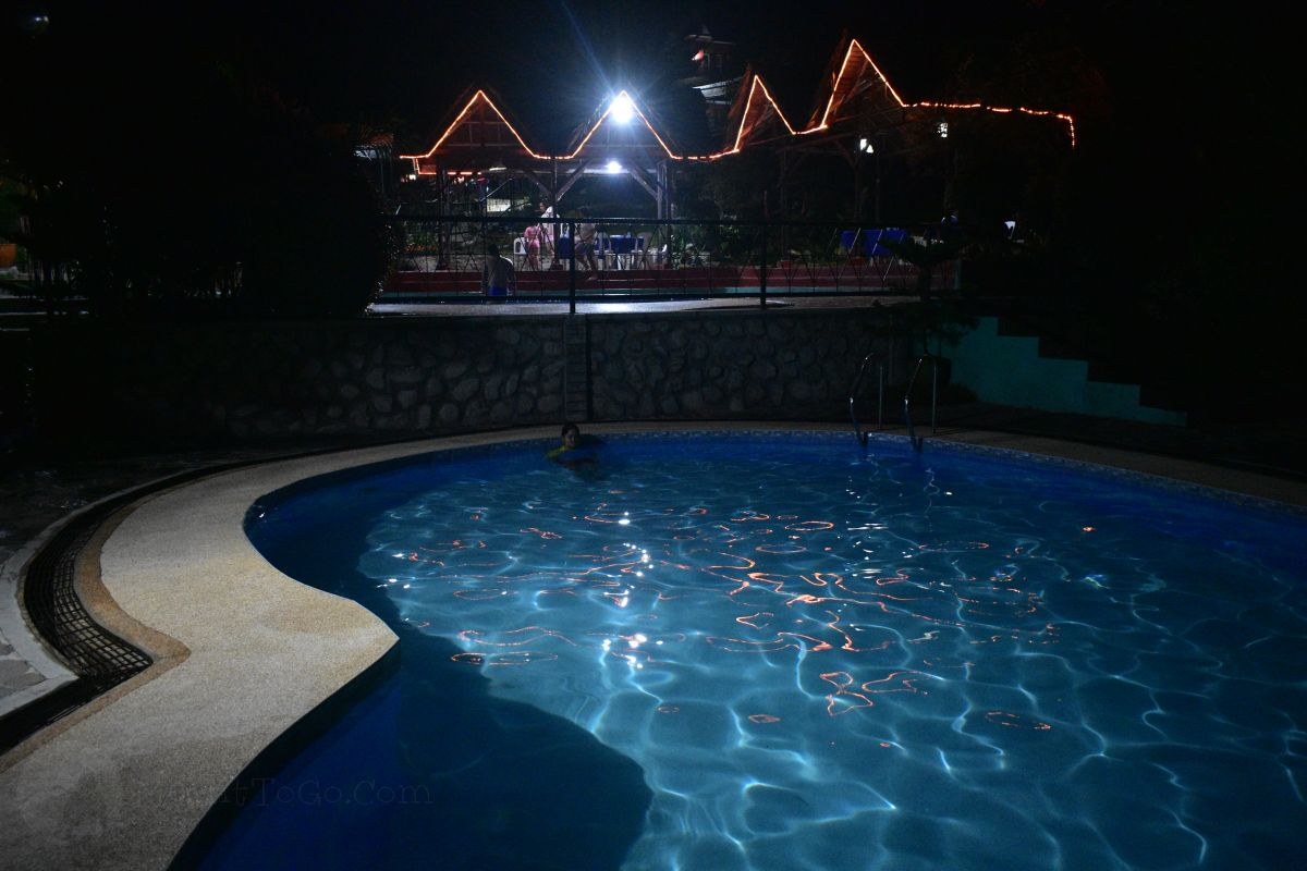 Swimming Pool at Haven's Peak, Maragusan