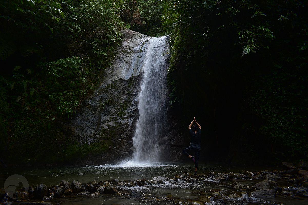 Marangig Falls, Maragusan