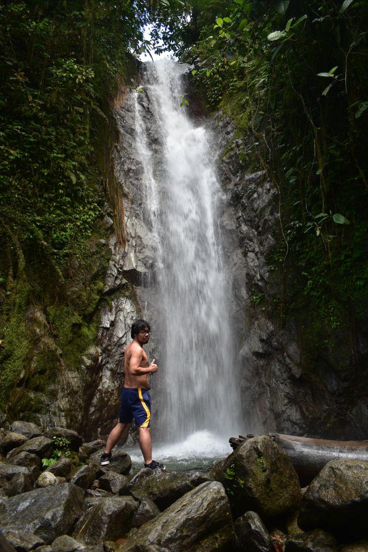 Tagbibinta Falls, Maragusan