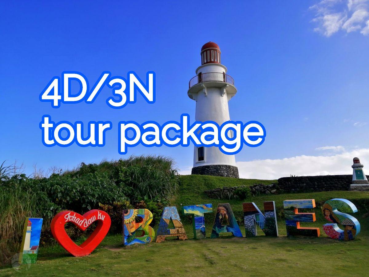 batanes tour package