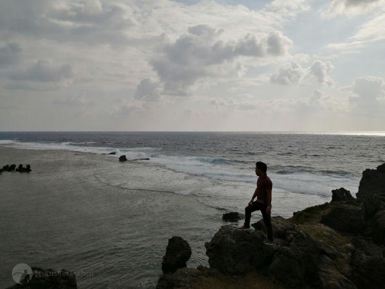 Muchong View Point in Uyugan, Batanes