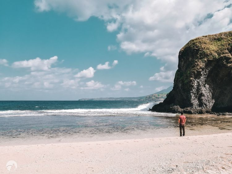 White Beach (Maydangeb) in Batanes
