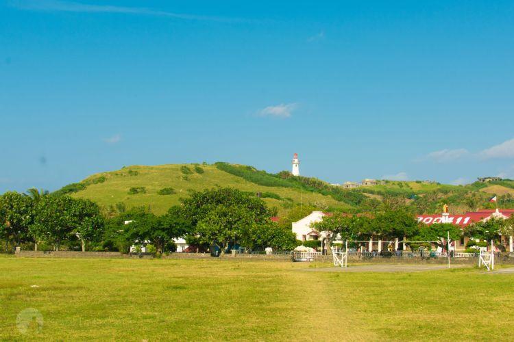 Basco Plaza, Batanes