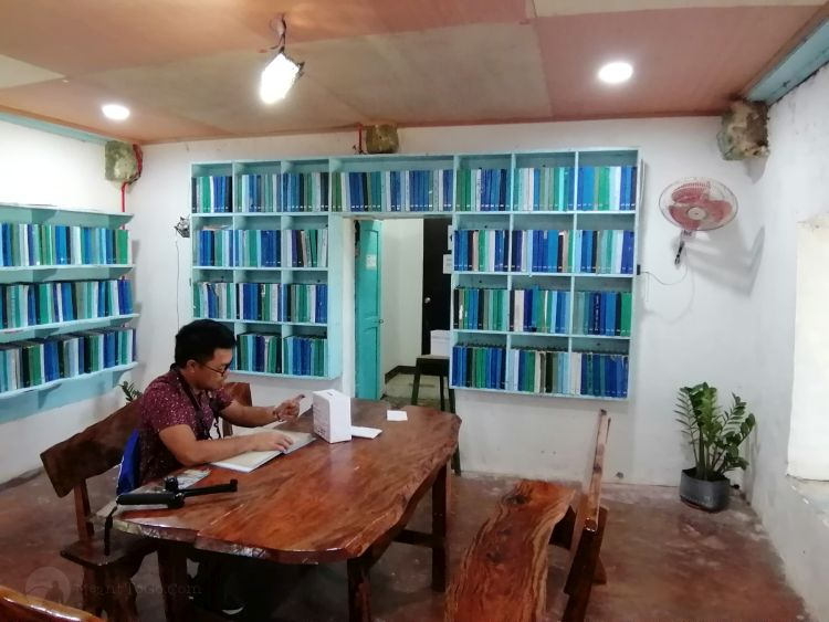 Batanes Blank Book Archive